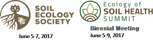 Ecology of Soil Health Summit Conference logo
